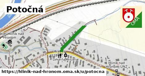 ilustrácia k Potočná, Hliník nad Hronom - 182m