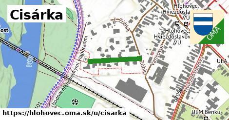 ilustračný obrázok k Cisárka, Hlohovec