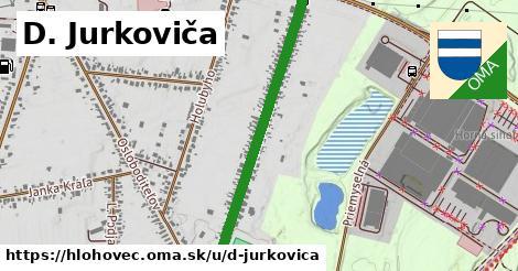 ilustračný obrázok k D. Jurkoviča, Hlohovec