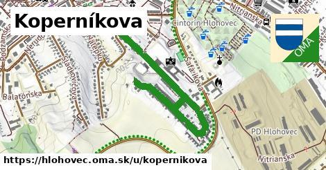 ilustrácia k Koperníkova, Hlohovec - 1,23km
