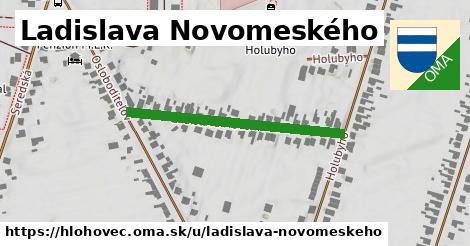 ilustrácia k Ladislava Novomeského, Hlohovec - 352m