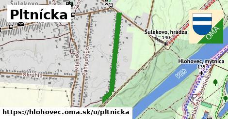 ilustrácia k Pltnícka, Hlohovec - 0,75km