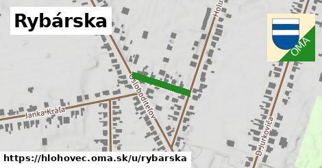 ilustrácia k Rybárska, Hlohovec - 145m