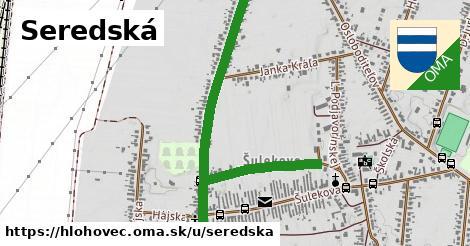 ilustrácia k Sereďská, Hlohovec - 1,80km