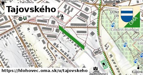 ilustračný obrázok k Tajovského, Hlohovec