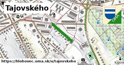 ilustrácia k Tajovského, Hlohovec - 164m