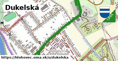 ilustrácia k Dukelská, Hlohovec - 1,27km