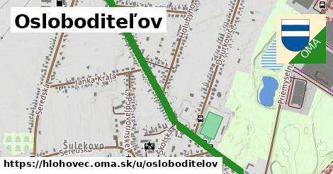ilustrácia k Osloboditeľov, Hlohovec - 1,33km