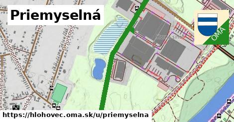 ilustrácia k Priemyselná, Hlohovec - 1,89km