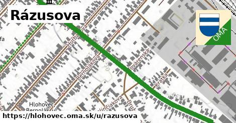 ilustrácia k Rázusova, Hlohovec - 0,74km