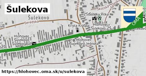 ilustrácia k Šulekova, Hlohovec - 0,82km
