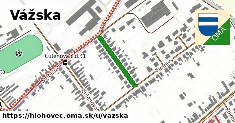 ilustrácia k Vážska, Hlohovec - 202m