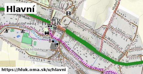 ilustrácia k Hlavní, Hluk - 2,0km