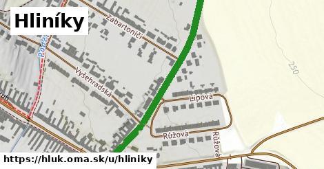 ilustrácia k Hliníky, Hluk - 442m