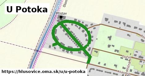 ilustrácia k U Potoka, Hlušovice - 0,78km