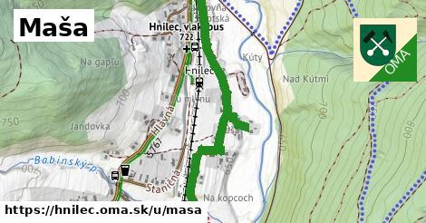 ilustrácia k Maša, Hnilec - 1,07km