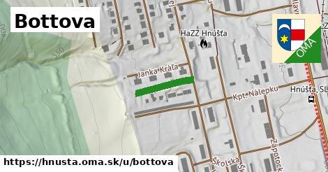 ilustrácia k Bottova, Hnúšťa - 147m