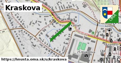 ilustrácia k Kraskova, Hnúšťa - 169m