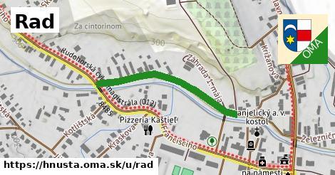 ilustrácia k Rad, Hnúšťa - 487m