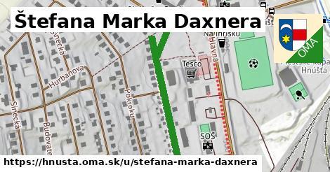 ilustračný obrázok k Štefana Marka Daxnera, Hnúšťa
