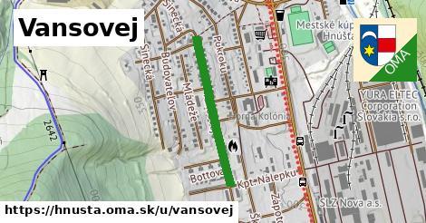 ilustrácia k Vansovej, Hnúšťa - 535m