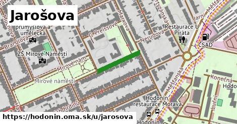 ilustrácia k Jarošova, Hodonín - 144m