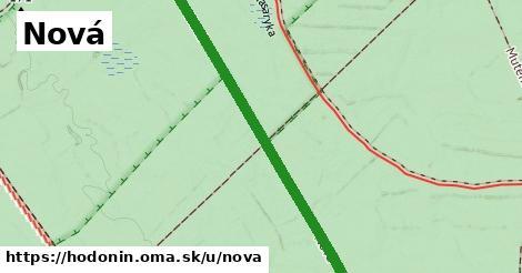 ilustrácia k Nová, Hodonín - 2,9km