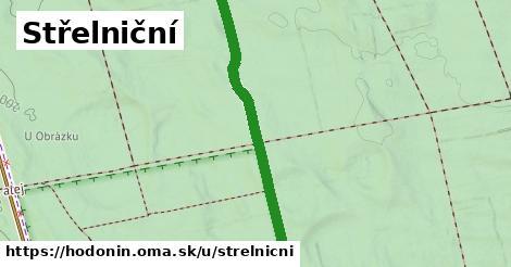 ilustrácia k Střelniční, Hodonín - 2,8km