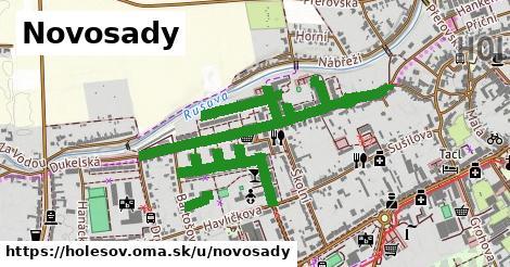 ilustrácia k Novosady, Holešov - 1,96km