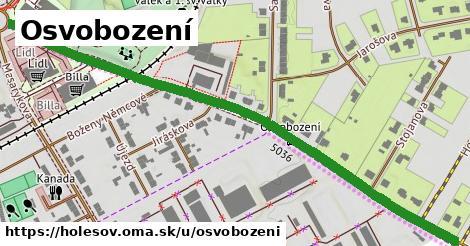 ilustrácia k Osvobození, Holešov - 0,79km