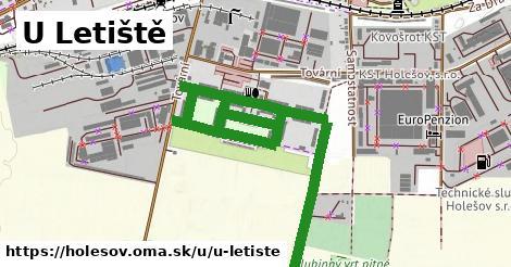 ilustrácia k U Letiště, Holešov - 1,67km