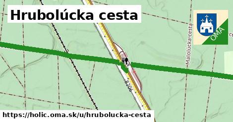 ilustrácia k Hrubolúcka cesta, Holíč - 2,8km
