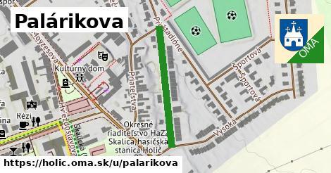 ilustrácia k Palárikova, Holíč - 487m