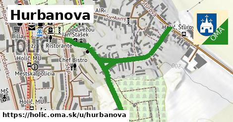 Hurbanova, Holíč