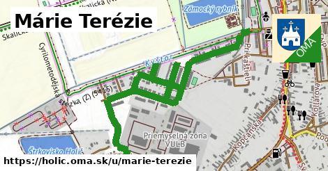 ilustrácia k Márie Terézie, Holíč - 1,68km