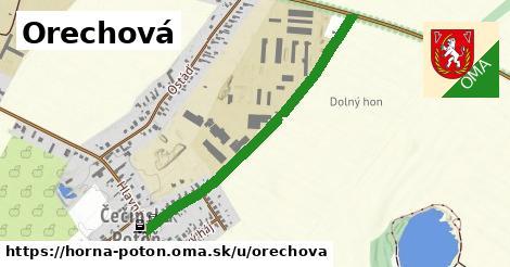 ilustrácia k Orechová, Horná Potôň - 0,88km