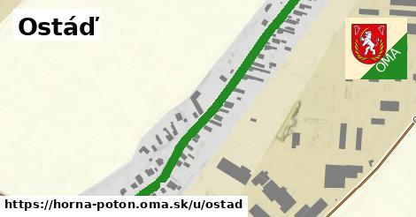 ilustrácia k Ostáď, Horná Potôň - 668m