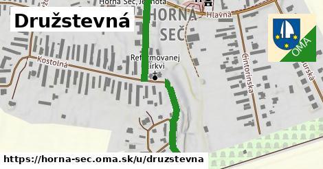ilustrácia k Družstevná, Horná Seč - 416m