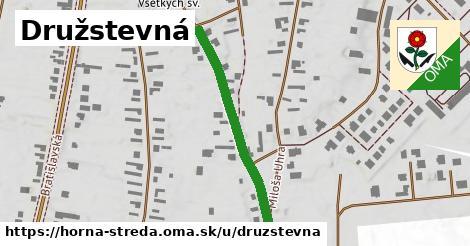 ilustračný obrázok k Družstevná, Horná Streda