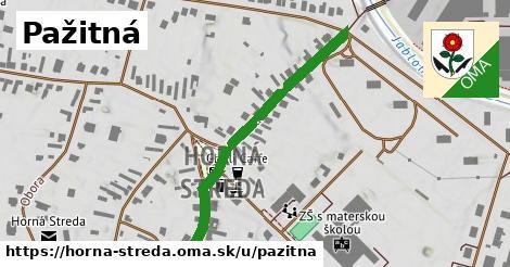 ilustrácia k Pažitná, Horná Streda - 423m