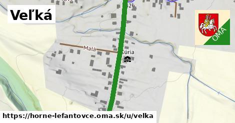 ilustrácia k Veľká, Horné Lefantovce - 479m