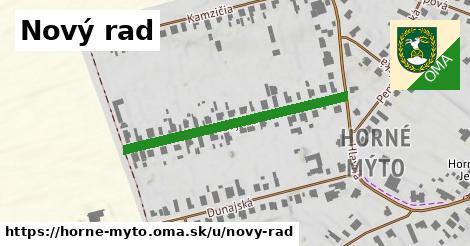 ilustrácia k Nový rad, Horné Mýto - 367m