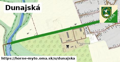 ilustrácia k Dunajská, Horné Mýto - 1,27km
