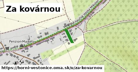 ilustrácia k Za kovárnou, Horní Věstonice - 79m
