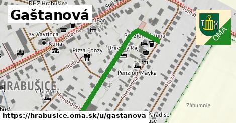 ilustrácia k Gaštanová, Hrabušice - 383m