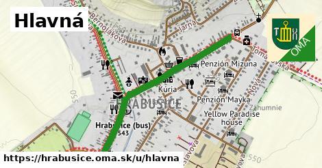 ilustrácia k Hlavná, Hrabušice - 0,84km