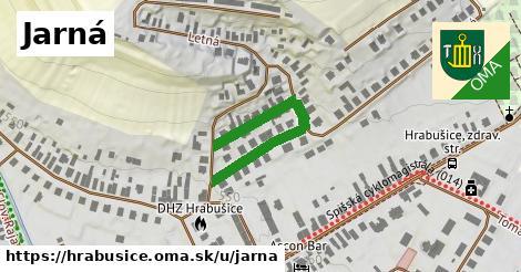 ilustrácia k Jarná, Hrabušice - 331m