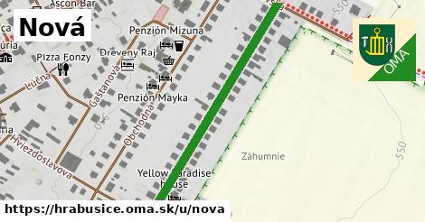 ilustrácia k Nová, Hrabušice - 438m