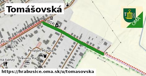 ilustrácia k Tomášovská, Hrabušice - 342m