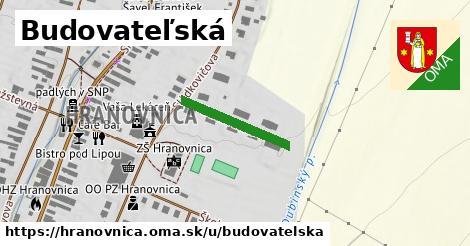 ilustrácia k Budovateľská, Hranovnica - 183m